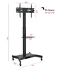 Height Adjustable TV Stand (VCT-14)