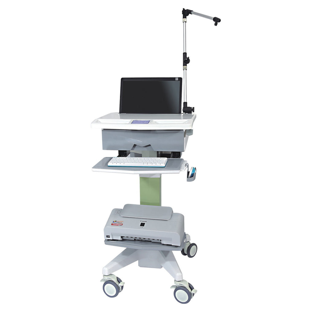 ECG Laptop Cart (MC-ECG)