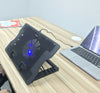 Laptop Cooling Stand with Silent Fan ,USB Powered Adjustable Angled Stand