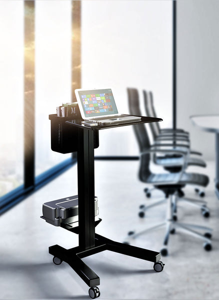 AV Media Carts & Multimedia Stands