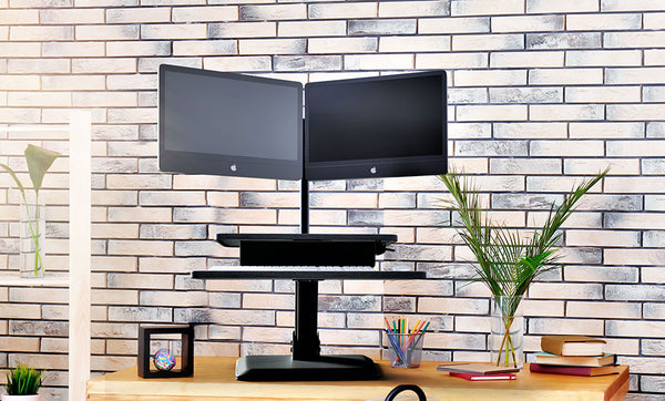 Sit to Stand Monitor Mounts
