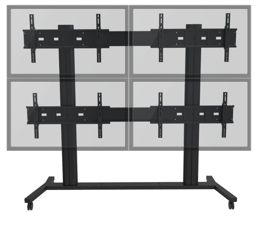 LCD Video Floor Stand (VS-F4)  - 1