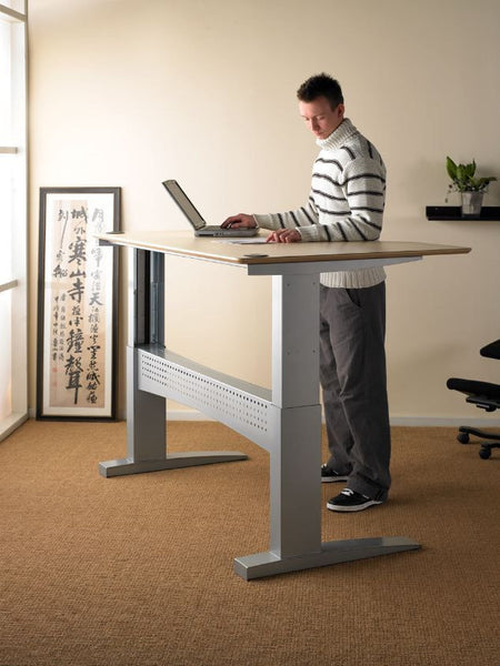 Heavy duty standing-desk