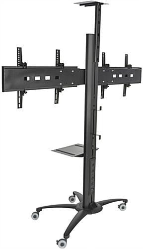 Dual TV Stand with  Power Outlets RK01D