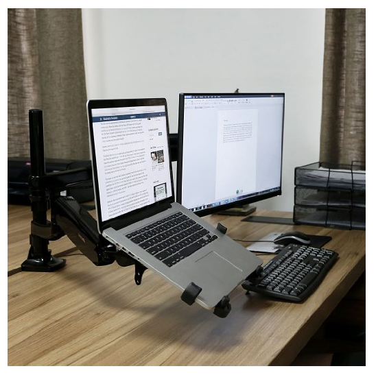 Laptop / Keyboard / Monitor Combo Arms