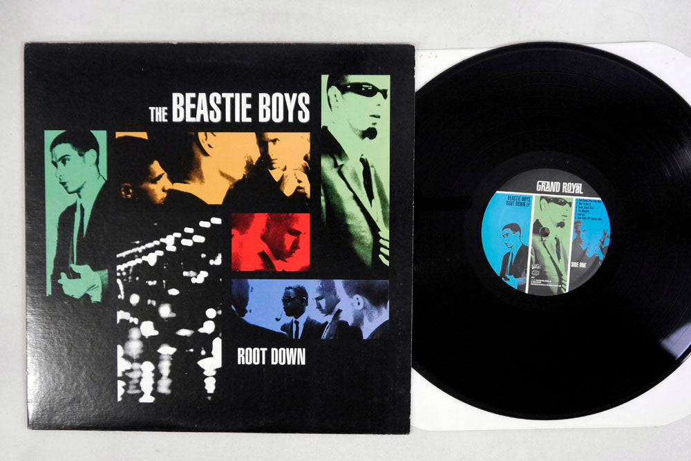 BEASTIE BOYS - ROOT DOWN EP - GRAND ROYAL GR018