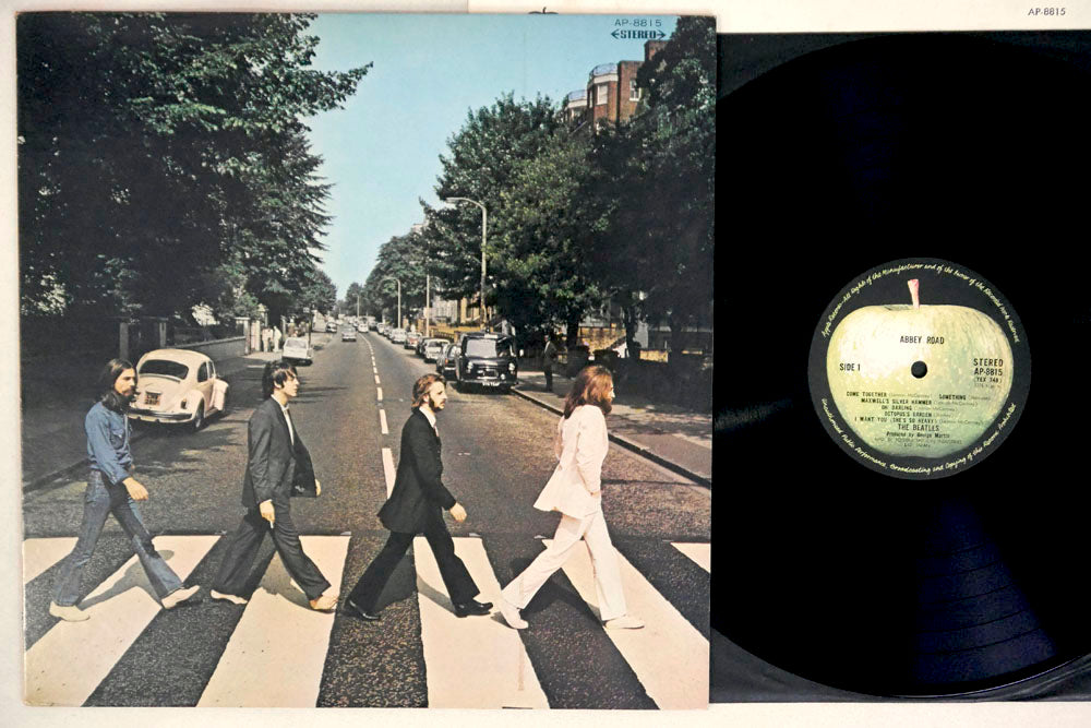 BEATLES - ABBEY ROAD - LP