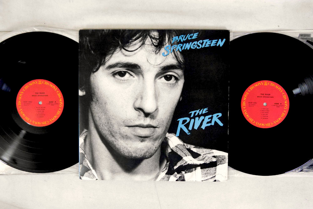 BRUCE SPRINGSTEEN - THE RIVER - 2LP