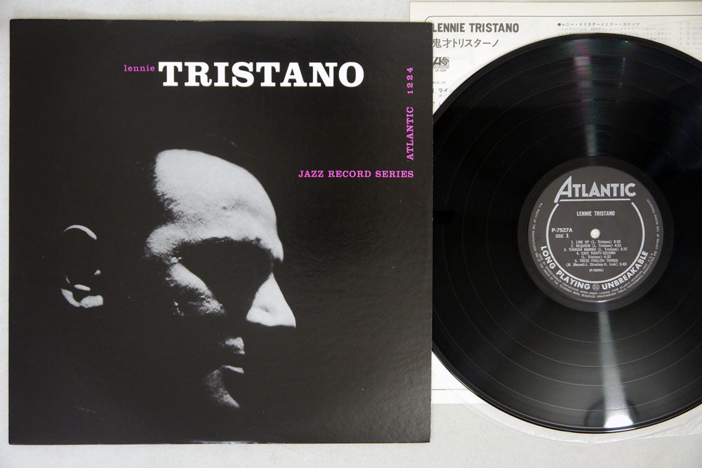 LENNIE TRISTANO - ATLANTIC P-7527A - MONO - LP