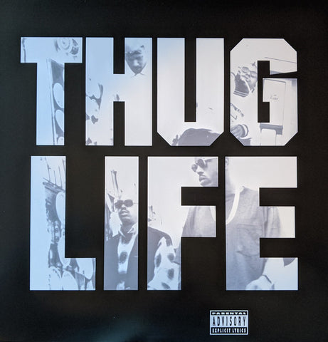 2pac - Thug Life : Volume 1 - new vinyl
