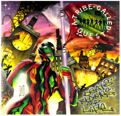 A Tribe Called Quest - Beats Rhymes and Life - new LP