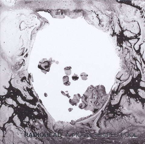 Radiohead - A Moon Shaped Pool - new LP