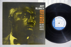 ART BLAKEY - MOANIN' - 1977 Japanese re-issue - used LP