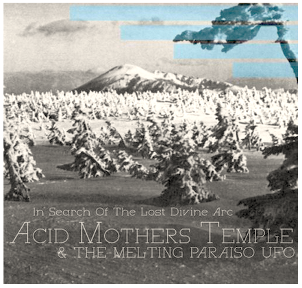 Acid Mothers Temple - In Search of Lost Divine Arc - new LP