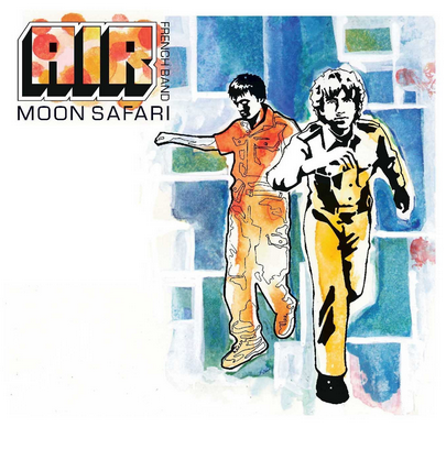 Air - Moon Safari - new LP