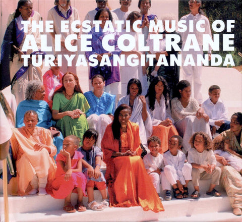 Alice Coltrane - World Spirituality Classics 1: Ecstatic Music (new LP)