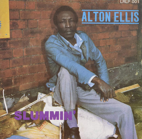 Alton Ellis - Slummin' - new vinyl