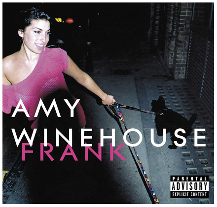Amy Winehouse - Frank - 180g new LP