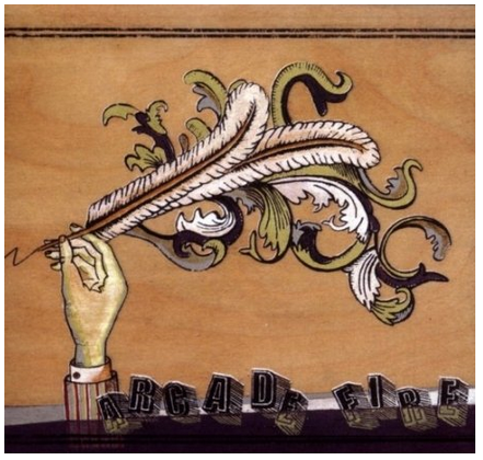 Arcade Fire - Funeral - new LP