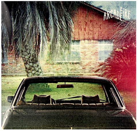 Arcade Fire - The Suburbs - new vinyl