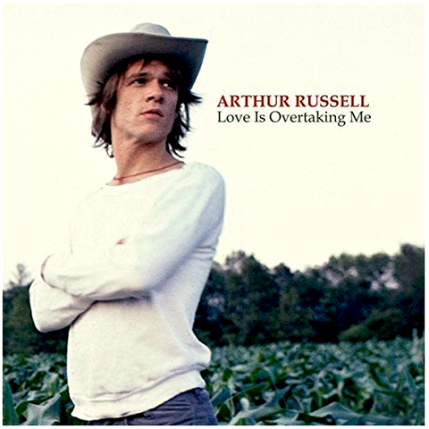 Arthur Russell - Love is Overtaking Me - new LP