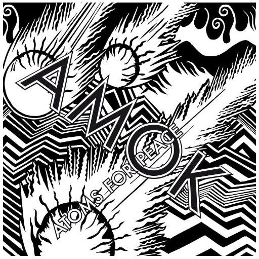 Atoms for Peace - Amok - new 2LP