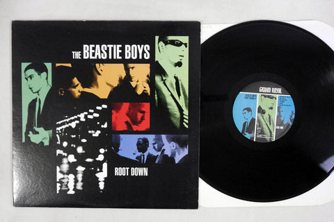 "BEASTIE BOYS - ROOT DOWN EP - US Pressing - used 12""/EP"