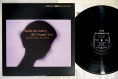 BILL EVANS TRIO - WALTZ FOR DEBBY - 1st Japanese pressing, used LP