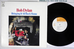 BOB DYLAN - BRINGING IT ALL BACK HOME - 1976 Japanese re-issue, used LP