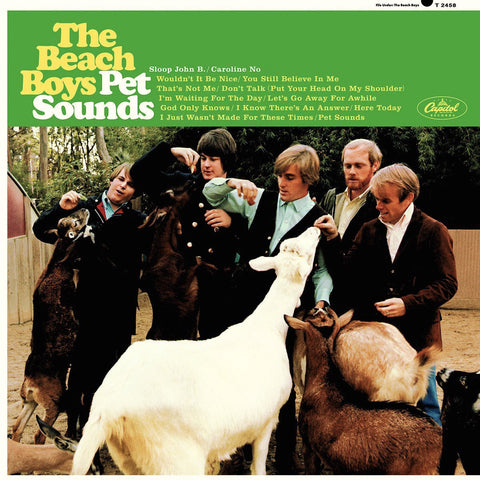 Beach Boys - Pet Sounds (180G/STEREO) - new LP