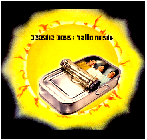 Beastie Boys - Hello Nasty - Sp. Ed. - new 2LP