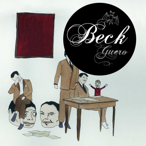 Beck - Guero - new LP