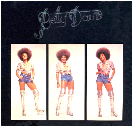 Betty Davis - Betty Davis - new LP