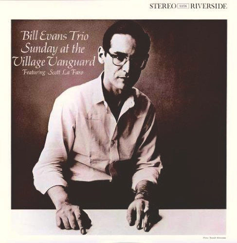 Bill Evans Trio - Sunday at the Village Vanguard - new LP