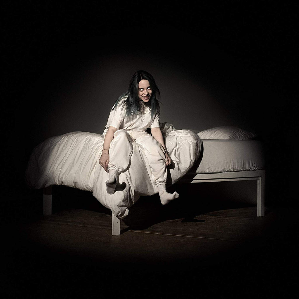 Billie Eilish - When We Fall Asleep, Where Do We Go? - new vinyl