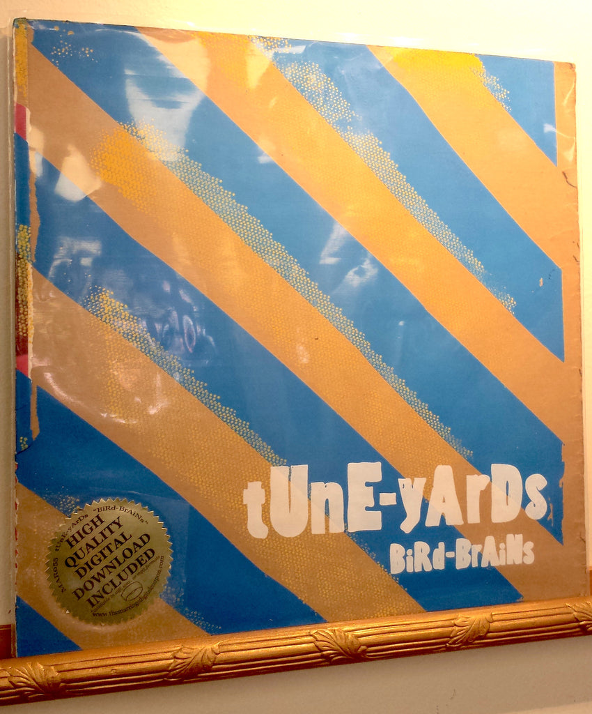 Tune-Yards - Bird Brains - LP