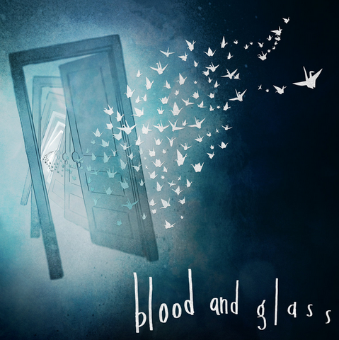 Blood and Glass - Museum with No Walls - new LP