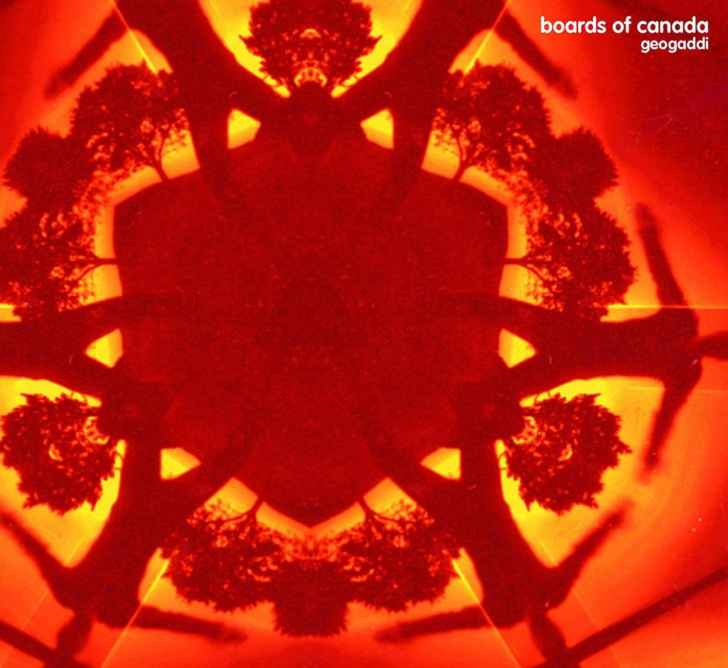 Boards of Canada - Geogaddi (140g) - new 3LP