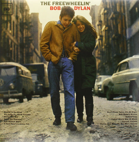 Bob Dylan - Freewheelin' (180g)(LP)