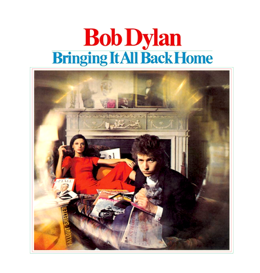 Bob Dylan - Bringing It All Back Home - re-issue new LP