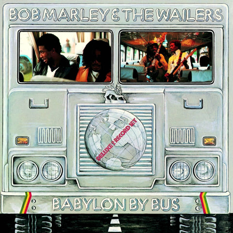Bob Marley - Babylon by Bus - new 2LP