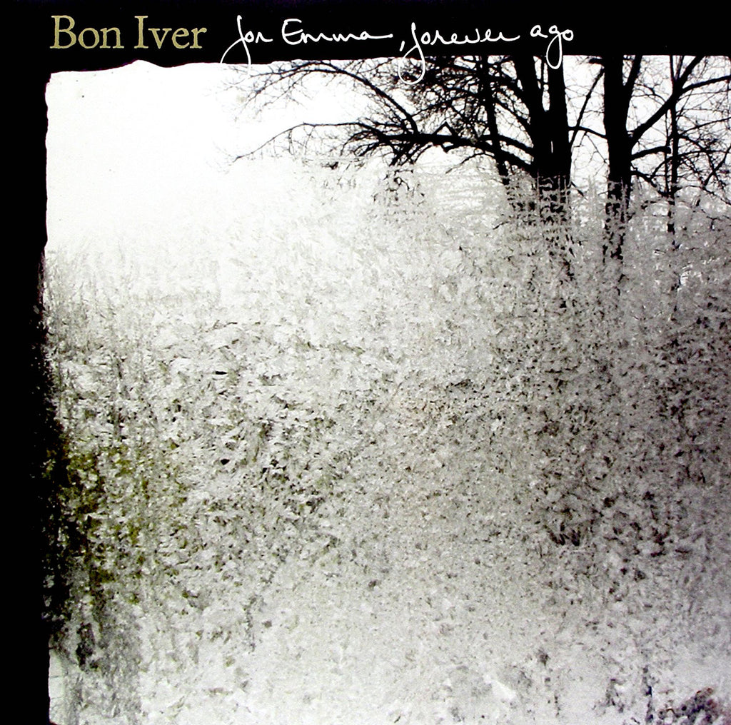 Bon Iver - For Emma, Forever Ago - new LP