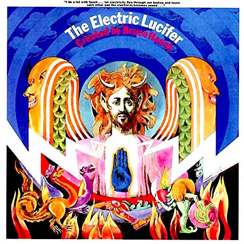 Bruce Haack - The Electric Lucifer (LP)