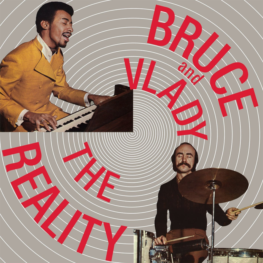 Bruce and Vlady - The Reality (LP)
