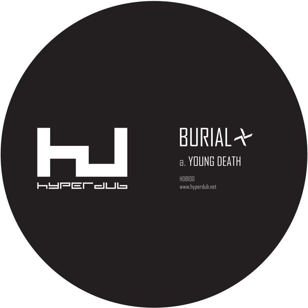 Burial - Young Death / Nightmarket - new LP
