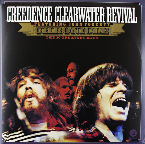 Creedence Clearwater Revival - Chronicle - new 2LP