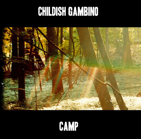 Childish Gambino - Camp - new 2LP