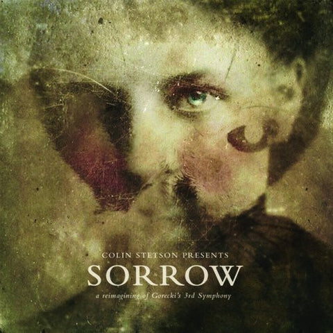 Colin Stetson – Sorrow a Reimagining of Gorecki's 3rd Symphony - new LP