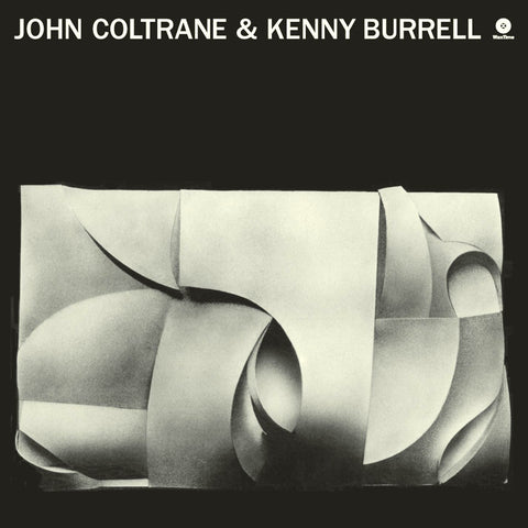 John Coltrane and Kenny Burrell - new LP (Waxtime)