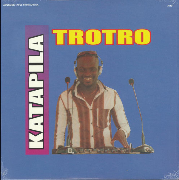 DJ Katapila - Trotro - new LP